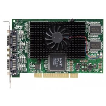 Placa Video Matrox G450x4 MMS 128MB DDR 32bit PCI 2x LFH-60 G45X4QUAD-BF