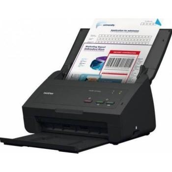 Scanner ADS2100EYJ1 Alimentator de documente | USB 2.0 High Speed | A4 | | 299 x 220 x 179 mm | Scanare către email, Image, OCR, File, USB | 1200 x 1200 DPI | 600 x 600 DPI | Scanare duplex | Tipuri şi dimensiuni: Plain Paper, Thin Paper, Thick Pa