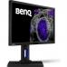 """Monitor LED IPS BenQ 23.8"""" BL2420PT WQHD 2K 2560x1440 VGA DVI HDMI DisplayPort"""