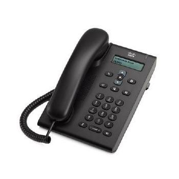 Telefon VoIP Cisco Unified SIP Phone 3905, Charcoal, Standard Handset CP-3905=