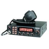 Statie radio CB President JFK II ASC - HIGH 40 CH, AM/FM, Multi Norme, Scan, PA, Roger Beep, SWR/Power reflectometru TXMU608