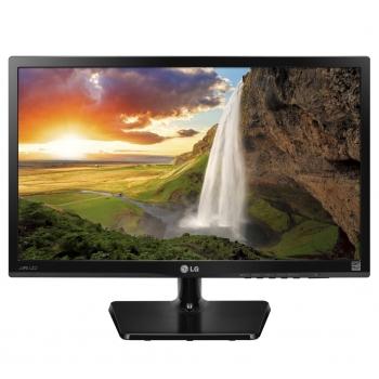 "Monitor LED IPS LG 24"" 24MP47HQ-P Full HD 1920x1080 VGA HDMI"