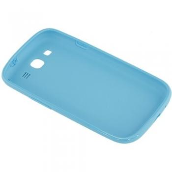 Husa Samsung pentru i9300 Galaxy S III Light Blue EFC-1G6PLECSTD