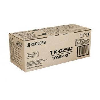 Cartus Toner Kyocera TK825M Magenta 7000 Pagini for KM-C2520, KM-C2525E, KM-C3225, KM-C3232, KM-C4035E