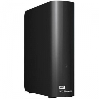 External HDD WD Elements Desktop 3.5' 5TB USB3, Black WDBWLG0050HBK