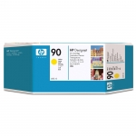 Cartus Cerneala HP Nr. 90 Yellow 400 ml for Designjet 4000, Designjet 4020, Designjet 4020PS, Designjet 4500, Designjet 4520, Designjet 4520 Scanner, Designjet 4520HD, Designjet 4520PS series C5065A