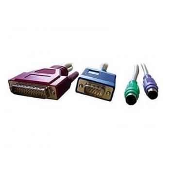Cablu KVM Gembird CC-138-6 CPU switch
