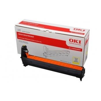 Unitate Cilindru Oki 44064009 Yellow 20000 Pagini for C810, C810CDTN, C810DN, C810N, C830, C830CDTN, C830DN, C830N, MC860DN