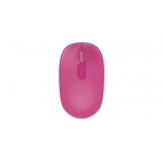 Mouse Wireless Microsoft Mobile 1850 Optic 3 butoane 1000dpi USB magenta U7Z-00064