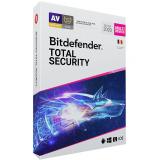 ANTIVIRUS BITDEFENDER TOTAL SECURITY 2020 1AN+1AN 3 DISPOZITIVE