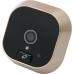Vizor digital MTI DV-04CH/W cu ecran color LCD si buton de sonerie Senzor 0.3 Mpx Buton sonerie culori sampanie si alb