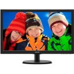 "Monitor LED Philips 21.5"" V-Line 223V5LSB2 Full HD 1920x1080 VGA 223V5LSB2/10"