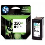 Cartus Cerneala HP Nr. 350XL Black Vivera Ink 1000 Pagini for Deskjet D4260, D4280, D4360, Photosmart C4480, C4580, OfficeJet J5780 CB336EE