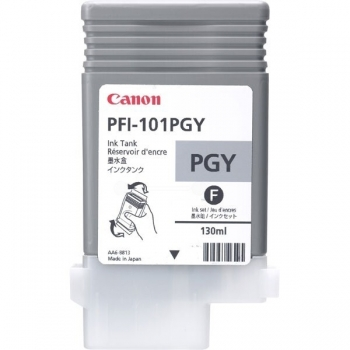 Pigment Ink Tank Canon PFI-101PGY Photo Grey 130 ml for iPF5000 CF0893B001AA