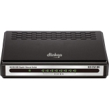Switch D-Link GO-SW-8G 8xRJ-45 10/100/1000Mbps