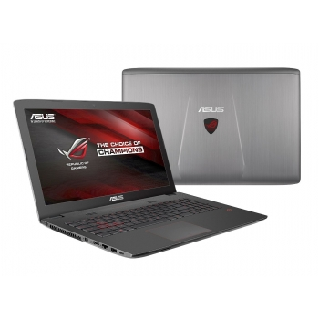 "Laptop Asus ROG GL552VW-CN090D Gaming Intel Core i7 Skylake 6700HQ up to 3.5GHz 8GB DDR4 HDD 1TB nVidia GeForce GTX 960M 4GB GDDR5 15.6"" Full HD IPS"