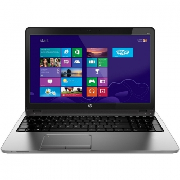 Laptop HP ProBook 450 G0 Intel Core i7 Ivy Bridge 3632QM 2.2GHz 4GB DDR3 HDD 750GB AMD Radeon HD 8750M 2GB 15.6'' HD Touchscreen Windows 8 Grey A6G69EA