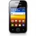 "Telefon Mobil Samsung Galaxy Y Metallic S5360 3"" 240 x 320 ARM Cortex v6 830MHz Camera Foto 2MPx Android v2.3 SAMS5360MG"