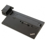 ThinkPad PRO Dock - 65W : 1xVGA,1xDVI-D port and 1xDisplayPort (only 1 can be active)3xUSB2.0 (1 always-on),1xUSB3.0, 10/1000 Gigabit Ethernet port