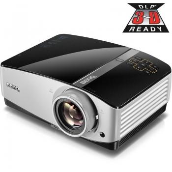 Videoproiector BenQ MW767 DLP 1280x800 3D Ready 4200ANSI 13000:1 HDMI VGA USB Wireless Ready