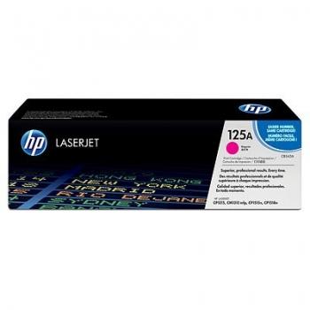 Cartus Tonor HP Nr. 125A Magenta 1400 Pagini for Color LaserJet CM1312, CM1312NFI, CP1215, CP1515N, CP1518 CB543A