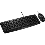 Kit tastatura + mouse Canyon CNE-CSET1-US Black