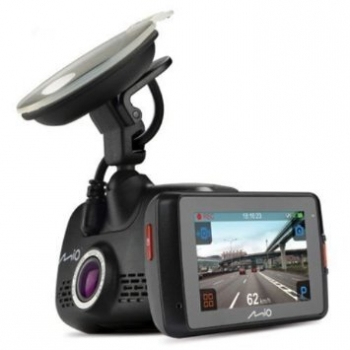 Inregistrare Full HD; 30 cadre/sec; ecran tactil de 2, 7' oferÒ o utilizare cu adevÒrat facilÒ: intuitiv #i u#or de utilizat; Monito rizare GPS: ¯nregistreazÒ ¯n mod automat informa#iile referitoare la condus, inclusiv viteza, altitudinea, longi