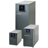 UPS Socomec ITYS2 2000VA online dubla conversie , Hard wire input/ output, Baypass , Management RS232, Optional SNMP Card