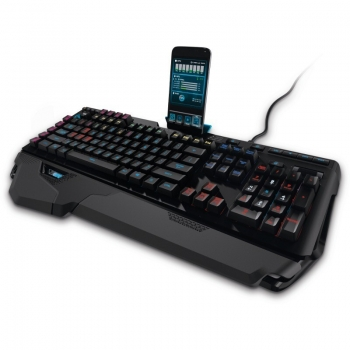 Tastatura Mecanica Logitech G910 Orion Spark Iluminata Multimedia USB 920-006421