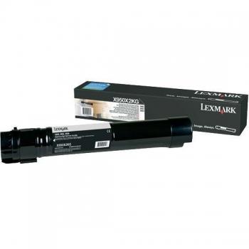 Cartus Toner Lexmark X950X2KG Black Extra High Yield 32000 pagini for X950, X952, X954