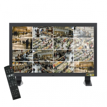 "Monitor LED 32"" EL-32MC1RE Full HD 1920x1080 HDMI Composite S-Video VGA pentru CCTV"