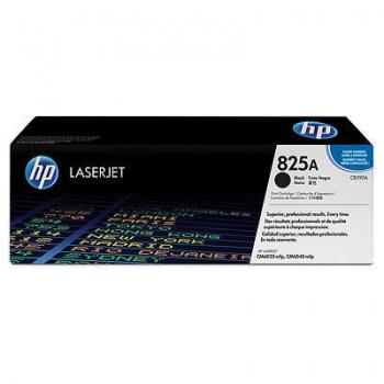 Cartus Toner HP Nr. 825A Black 19000 Pagini for Color LaserJet CM6030 MFP, CM6030F MFP, CM6040 MFP, CM6040F MFP CB390A