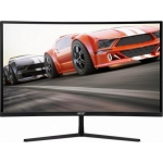 Monitor Gaming Curbat Acer Nitro VA LED 23.6'', Full HD, 144 Hz, 1 ms, Free-Sync, Display Port, HDMI, EI242QRP UM.UE2EE.P01