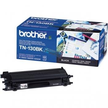 Cartus Toner Brother TN130BK Black 2500 Pagini for DCP-9040CN, DCP-9042CDN, DCP-9045CDN, HL-4040CN, HL-4050CDN, HL-4070CDW, MFC-9440CN, MFC-9450CDN, MFC-9840CDW