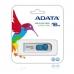 Memorie USB ADATA Classic C008 16GB USB 2.0 Alb-albastru AC008-16G-RWE