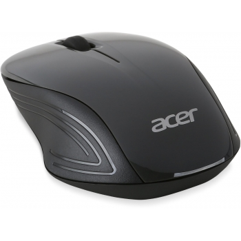 WIRELESS OPTICAL MOUSE RF2.4 BLACK IN