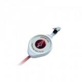 Cablu generare alarma Intercall GP4 pentru statii de apelare asistenta 4m sistem de prindere inclus