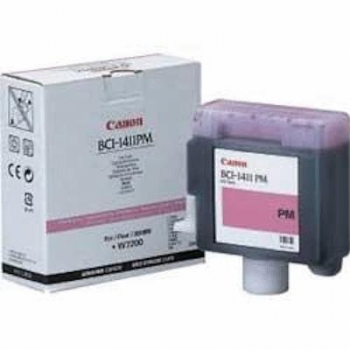 Cartus Cerneala Canon BCI-1411PM Photo Magenta 330 ml for W7200, W8400D, W8200D CF7579A001AA