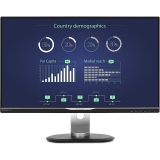 Monitor Philips 258B6QUEB/00 25inch, panel IPS, WQHD, D-Sub/DVI/DP [C3501325]