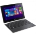 """Tableta Acer Aspire Switch 10E SW3-013 Intel Atom Quad Core Z3735F up to 1.83GHz IPS 10.1"""" 1280x800 2GB RAM memorie interna 64GB HDD 500GB Windows 8.1 White NT.MX2EX.004"""