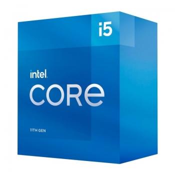 Procesor Intel Rocket Lake, Core i5 11400 2.6GHz box BX8070811400