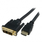 Cablu HDMI-DVI Gembird CC-HDMI-DVI-15 Single Link Male - Male 5m