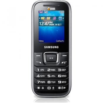 Samsung E1232 DUAL SIM Blue Black SAM1232BB