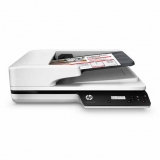 ScanJet Pro 3500 f1 Flatbed Scanner; A4, CIS, max 25ppm/50ipm (300 dpi), max 600 dpi optic ADF, 1200 dpi optic flatbed, 24color bit, 256 niveluri de gri, 12-2400% scalare (1%increment), LCD 2 linii, 5 butoane, USB 3.0, ADF 50 coli duplex (media 45 -120 g/