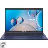 Laptop ASUS 15.6'' X515JA, FHD, Procesor Intel Core i3-1005G1 (4M Cache, up to 3.40 GHz), 8GB DDR4, 256GB SSD, GMA UHD, No OS, Peacock Blue