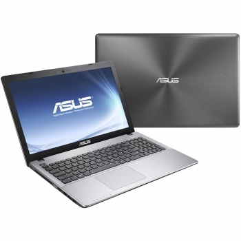 "Laptop Asus X550JX-XX017D Intel Core i7 Haswell 4720HQ up to 3.6GHz 4GB DDR3 HDD 1TB nVidia GeForce GTX 950M 2GB 15.6"" HD Dark Grey"