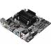 Placa de baza ASRock N3150-ITX Intel Celeron Quad Core N3150 up to 2.08GHz 2x DDR3 DVI HDMI DisplayPort mini ITX