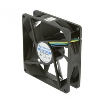 Ventilator Chieftec AF-0925PWM 90mm 2500 rpm