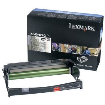 Unitate Cilindru Lexmark X340H22G Black 30000 Pagini for X340, X340N, X342N