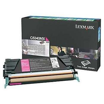 Cartus Toner Lexmark C5340MX Magenta Extra High Yield Return Program 7000 pagini for C534DN, C534DTN, C534N